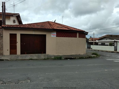 Casa Com 3 Quartos (1 Suíte) Na Vila Ponce, Em Registro/sp