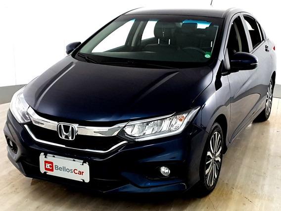 Honda City 1.5 Exl 16v Flex 4p Automático 2018/2018