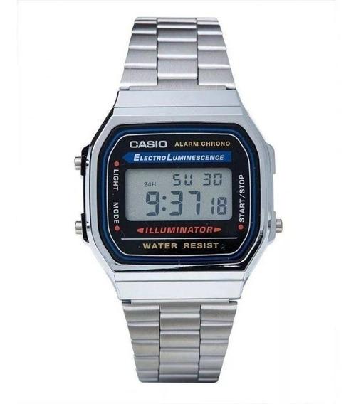 Relógio Casio Vintage *modelo-retrô*- Primeira Linha