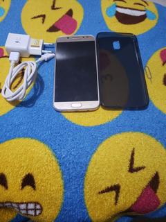 Samsung Galaxy J5 Pro Dourado J530g 4g 32gb Dual Chip Lindo.