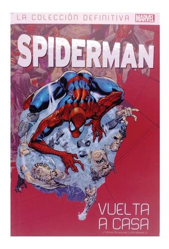 Spiderman Colección Definitiva Nº 35 Vuelta A Casa