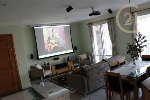 Apartamento Com 3 Dormitórios À Venda, 119 M² Por R$ 1.349.000,00 - Pompeia - São Paulo/sp - Ap23000