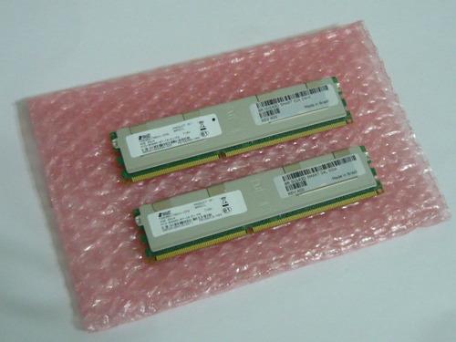 Imagem 1 de 2 de Memoria Kit 8gb (2x4gb) 4rx8 Pc3-8500r 240p Dell Pn W090d