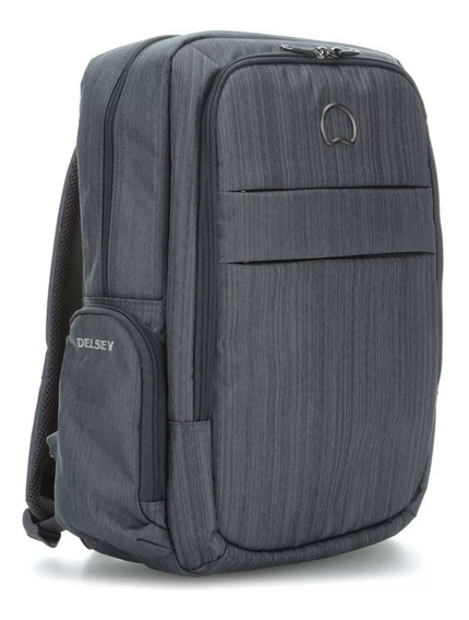 Mochilas Delsey Porta Notebook Business Ejecutiva Clair 22l