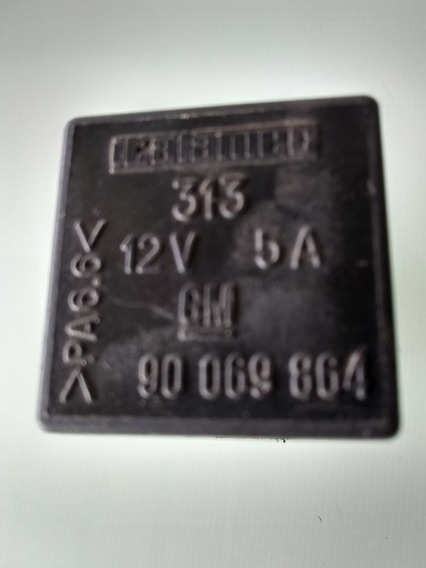Relé Gm Italamec 313 90 069 864 12v 5a Pa6.6 Corsa