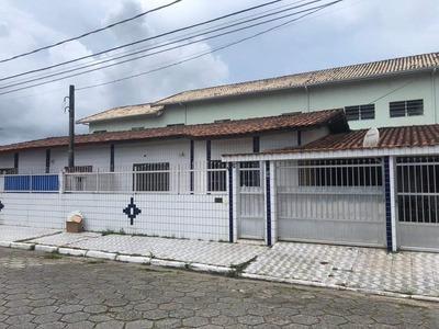 Casa Em Vila Tupi, Praia Grande/sp De 66m² 2 Quartos À Venda Por R$ 210.000,00 - Ca170037