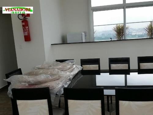Imagem 1 de 23 de Apartamento 36m² Stúdio Residencial Para Locação, Vila Augusta, Guaru - Ap1446