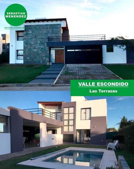 Casas En Venta En Valle Escondido