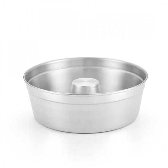 Forma De Bolo Número 28 Alumínio Polido Cor Prata