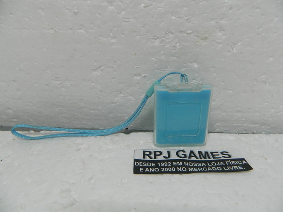 Caixinha Porta 2 Cards De Nintendo Ds - Frete 10 - Loja Rj