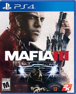 Mafia 3 Ps4, Nuevo