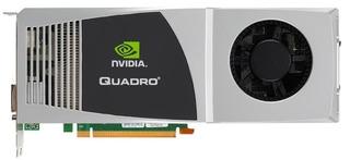 Tarjeta De Video Nvidea Quadro Fx 5800 4.0gb Ddr3 Gen3 X16