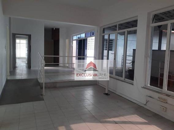 Casa Comercial Com 377 M² - Vila Adyana - São José Dos Campos/sp - Ca0559