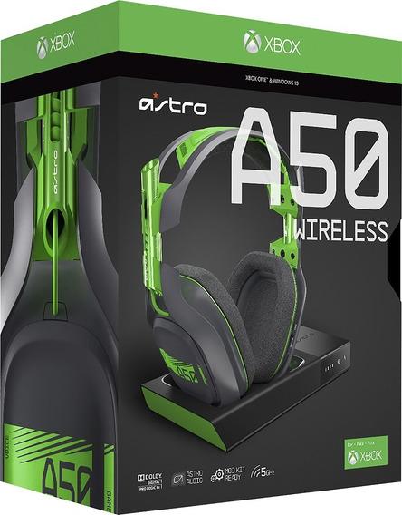 Astro A50 Inalambrico Xbox Seminuevo