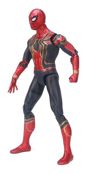Spider-man Modelo De Juguete Héroes Expedición Vengadores 4