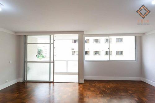 Imagem 1 de 30 de Apartamento Com 3 Dormitórios À Venda, 153 M² Por R$ 1.750.000,00 - Higienópolis - São Paulo/sp - Ap48048