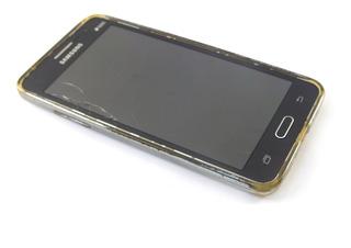 Celular Samsung Galaxy Gran Prime Duos Tela Trincada T0060