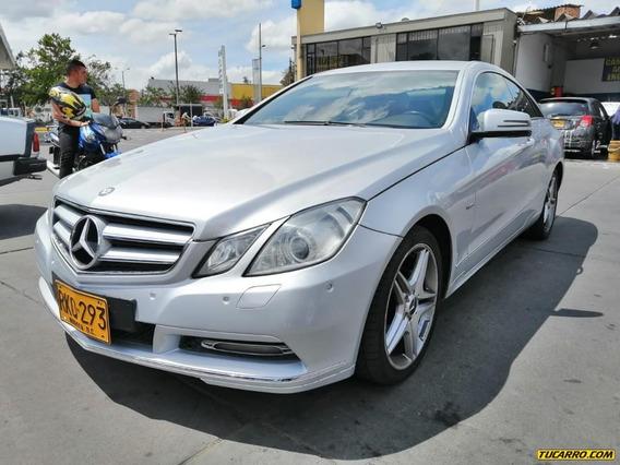 Mercedes Benz Clase Ml 250 E250 Cgi Coupe