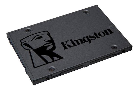 Hd Ssd 480gb Kingston A400 Sata Iii 2.5 Sa400s37/480gb