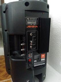 Caixa Jbl Js121a