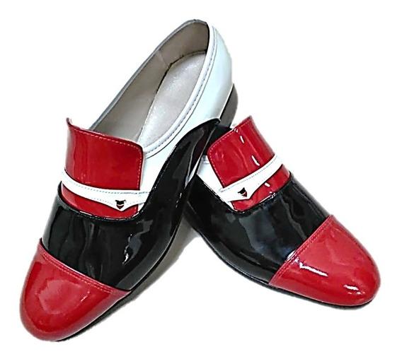 Sapatos Sociais Masculinos Em Couro Vários Modelos E Cores: