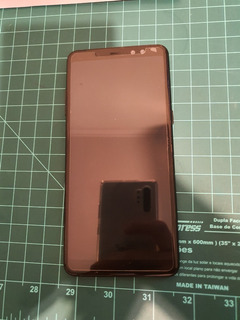 Smartphone Samsung Galaxy A8+ Plus 2018 (semi-novo)