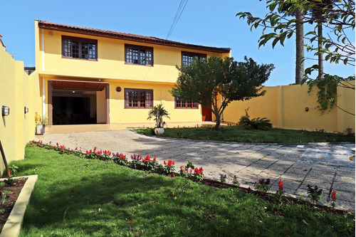 Residência Com 4 Dormitórios À Venda Com 279m² Por R$ 549.000,00 No Bairro Vila Santa Maria - Piraquara / Pr - Mt595-rs