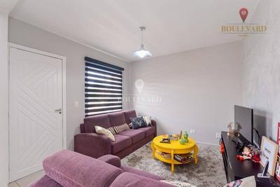 Sobrado Com 3 Dormitórios À Venda, 180 M² Por R$ 597.000 - Pilarzinho - Curitiba/pr - So0145