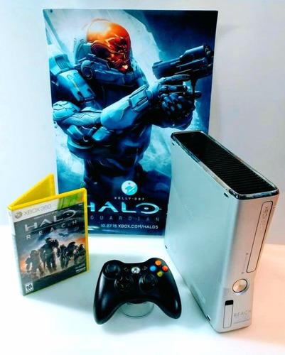 Xbox 360 Consola - 250 Gb -  Edicion Halo Reach