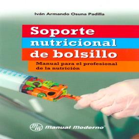 Libro Soporte Nutricional De Bolsillo Osuna 2018