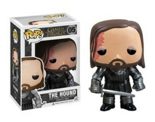 Funko Pop The Hound #05 Game Of Thrones