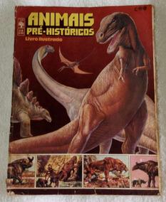 Álbum Completo Animais Pré-históricos De 1978