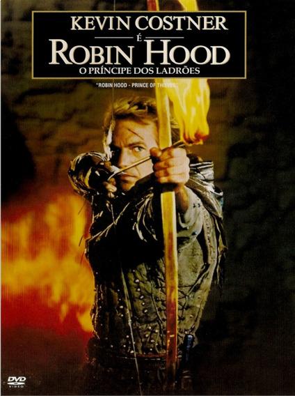 Robin Hood - O Príncipe Dos Ladrões Dublado Frete Grátis