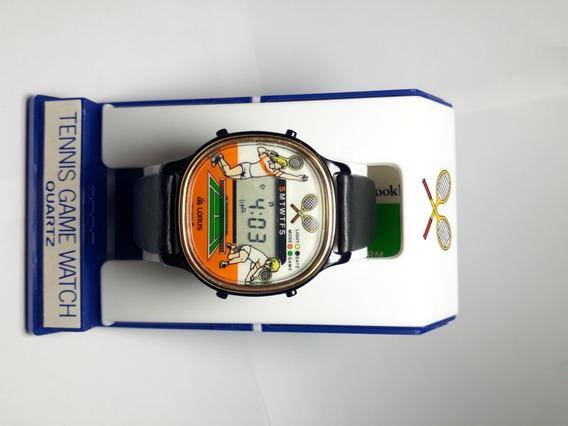 Relogio Lorus Tennis Game Watch - Maquina Do Tempo