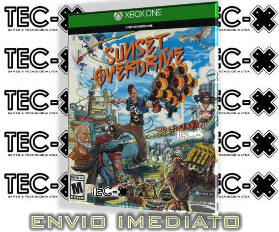 Sunset Overdrive Xbox One Digital Online