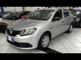 Renault Logan 1.0 12v Sce Expr 2018
