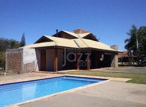 Chácara Com 4 Dormitórios À Venda, 2490 M² Por R$ 530.000,00 - Chácaras Sol Nascente - Mogi Mirim/sp - Ch0164