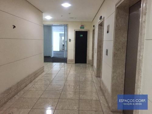 Conjunto Para Alugar, 153m² - Brooklin - São Paulo/sp - Cj0562