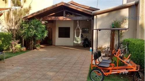 Casa À Venda, 166 M² Por R$ 640.000,00 - Condomínio Okinawa - Paulínia/sp - Ca1188