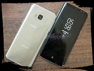 Samsung S8 Impecable Y Librerado
