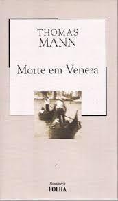 Livro Morte Em Veneza Thomas Mann