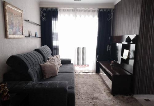 Apartamento À Venda, 55 M² Por R$ 360.000,00 - Vila Bertioga - São Paulo/sp - Ap2782