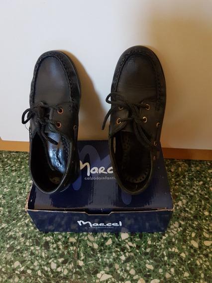 Zapatos Náuticos Marcel Nº 32