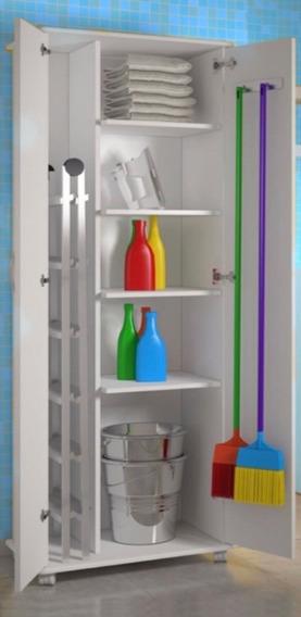 Armário Para Lavanderia, Cozinha, Quarto Organizador Objetos