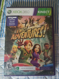 Kinect Adventures! Xbox 360