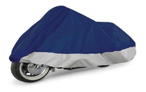 Funda Cubre Moto  Talle Xl Moto Grande