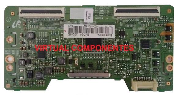 Placa T-con Bn41-01797a Bn98-03830a Samsung - Usado