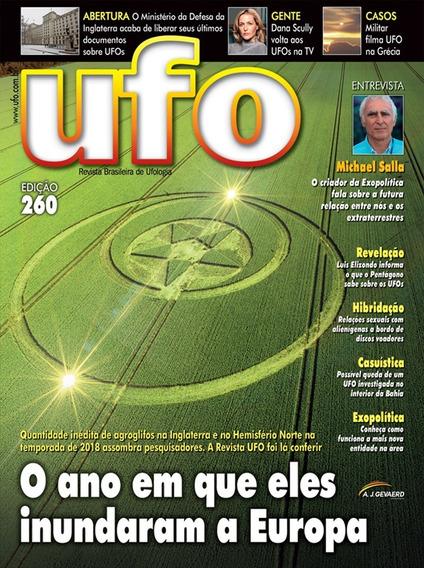 O Ano Em Que Eles Inundaram A Europa - Revista Ufo 260