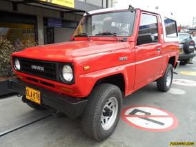 Daihatsu Rocky F75 Mt 2800cc Dsl 4x4