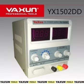 Fonte Yaxun 1502dd 15v 2a 220 Volts + Brinde